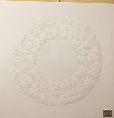 Olivier VINCENT, 'Enso blanc', 2020