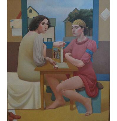 Alan Feltus, 'Padova', 1988