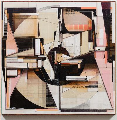 Augustine Kofie, 'Blush Response Rotation No.2', 2017