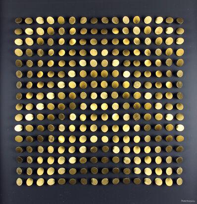 Peter Monaghan, 'Golden Arrows', 2020