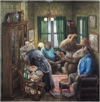 Stiina Saaristo, 'Men´s room', 2019