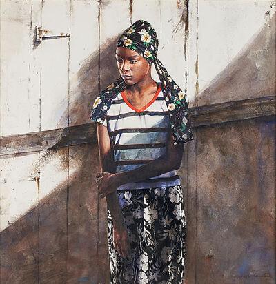 Stephen Scott Young, 'Slender', 2001