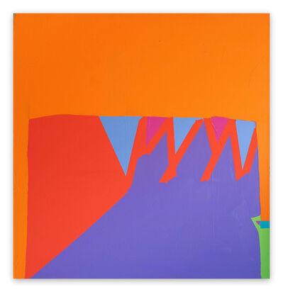 Paul Behnke, 'Red Ripper', 2014
