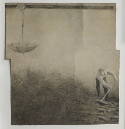 Robert and Shana ParkeHarrison, 'Sweeping Study', 1994
