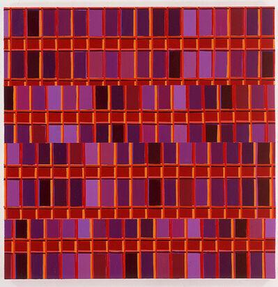 Wayne Gonzales, 'Untitled (BADMS-43)', 2000-01
