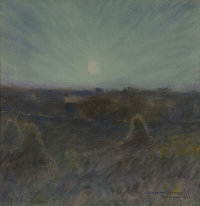 Charles Warren Eaton, 'Moonlight Thompson', 1896
