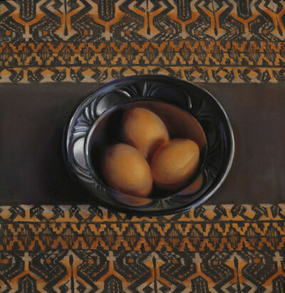 Janet Monafo, 'Brown Eggs, Black Bowl', 1995