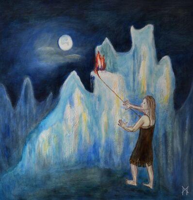 Margaretha Gubernale, 'Power of inner Fire', 2018
