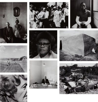 David Goldblatt, 'Selected Images of South Africa', 1962, 1989, printed later