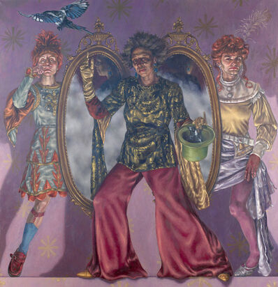 Roxana Halls, 'Cecilia the Astonishing and her Lovely Assistants Masculinum and Femininum', N/A