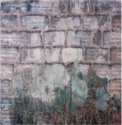 John J. Bedoya, 'Wall/Muro 2: Arena, Oleo y Acrilico', 2010