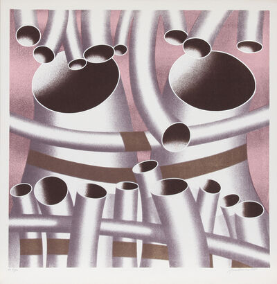 Jack Brusca, 'Pipes', 1978