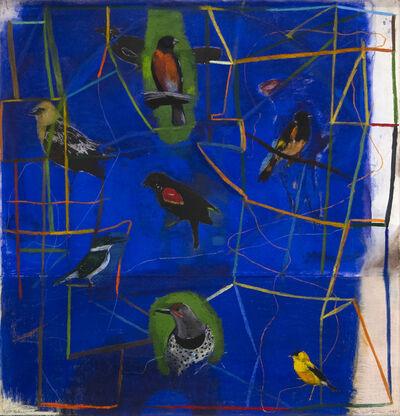 Christopher Brown, 'Flight Pattern', 1998