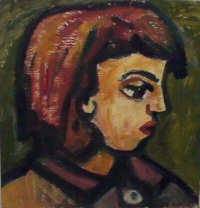 Miklós Németh, 'Profile', 1964
