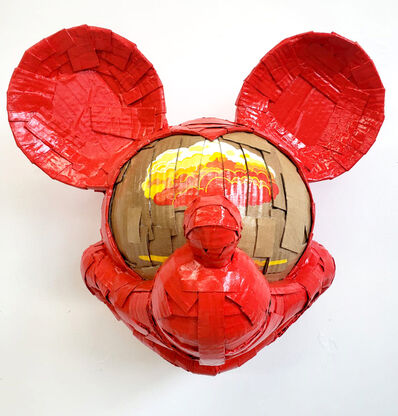 Laurence Vallières, 'Nuclear Mickey_', 2021
