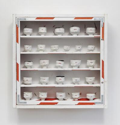 Tom Sachs, 'Chawan Cabinet', 2018