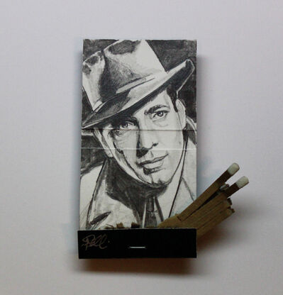 matchbox artists, 'Humphrey Bogart', 2015