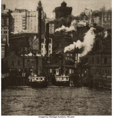 Alvin Langdon Coburn, 'New York (five views)', 1908; 1910