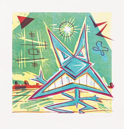 Kenny Scharf, 'Chatskitikitaka', 1998
