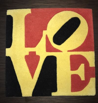 After Robert Indiana, 'LOVE', 2005
