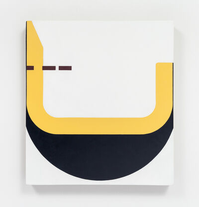 Jacob Hashimoto, 'Through the Curve of Binding Energy ', 2015