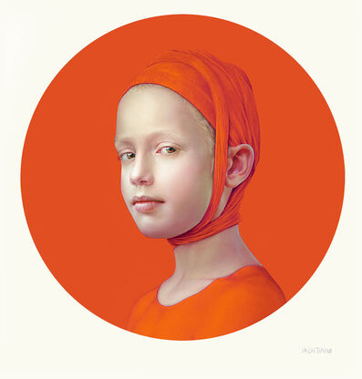 Salustiano, 'June (Orange I)', 2019