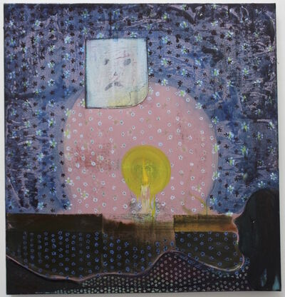 Heidi Hahn, 'Nights Like Days Don't Exist V', 2016