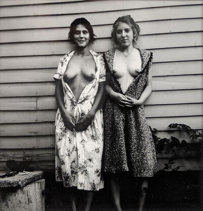 Francesca Woodman, 'E.6/ Boulder, Colorado', 1972-1975