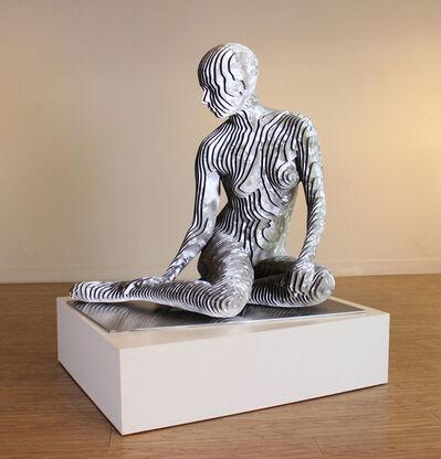Julian Voss-Andreae, 'Mermaid', 2016