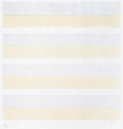 Agnes Martin, 'Untitled', 1997