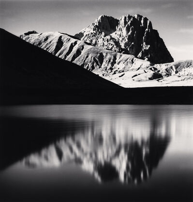 Michael Kenna, 'Corno Grande Reflection, Campo Imperatore, Abruzzo, Italy', 2015