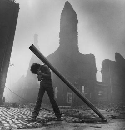Arthur Tress, 'The Burning Warehouse', c. 1970s