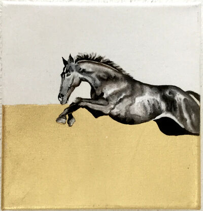 Anastasia Gklava, 'Diving - Horse', 2020