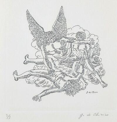 Giorgio de Chirico, 'Apocalypse of John the Evangelist ', XX century