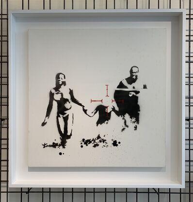 Banksy, 'Family Portrait', 2003