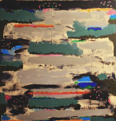 Betty Parsons, 'Silver Grey', 1974