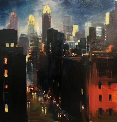 Craig Mooney, 'Night and the City', 2016