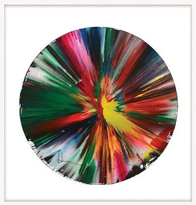 Damien Hirst, 'Spin Painting, Kiev, Pinchuk Art Centre', 2009