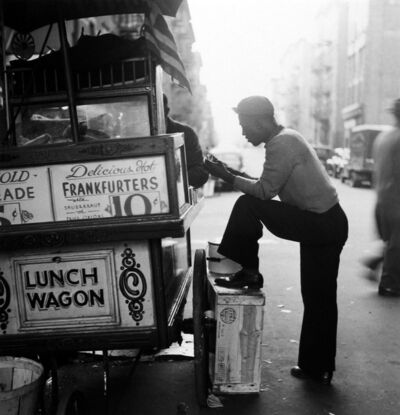 Ted Croner, '10 cents, Hot Dogs', 1947