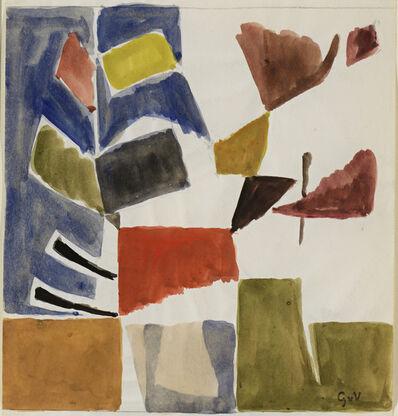Geer van Velde, 'Composition', ca. 1955