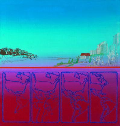 Elda Cerrato, 'Serie de la Realidad: Sueños III', 1976