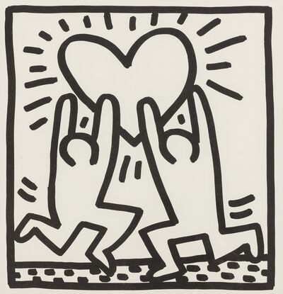 Keith Haring, 'Untitled; Untitled', 1982