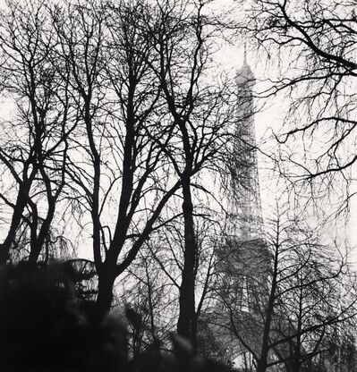 Michael Kenna, 'Eiffel Tower, Study 12, Paris, France', 1987