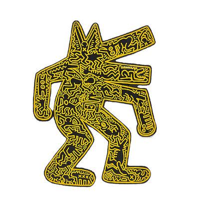 Keith Haring, 'Dog', 1986