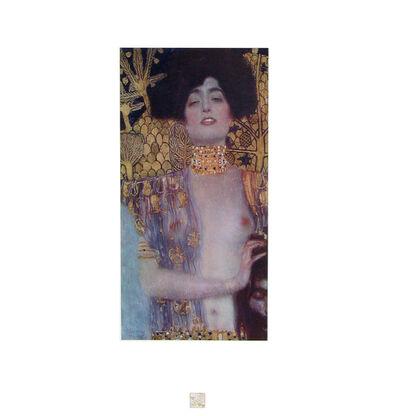 Gustav Klimt, 'Judith [Das Werk Gustav Klimts]', 1908-1914