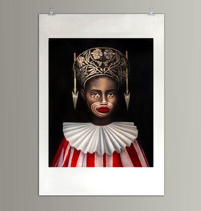 Tanja Hirschfeld, 'Queen of Spades (Fine Art Print)', 2018