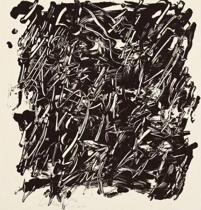 Günther Uecker, 'Hiob Seite 25', Unknown