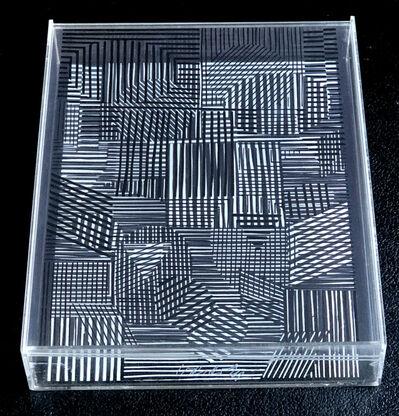 Victor Vasarely, 'Transparency', ca. 1968