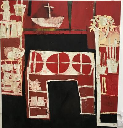 Florence Hutchings, 'The Red Studio', 2019