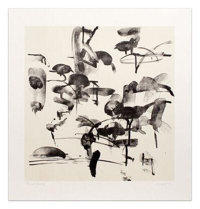 Michael Mazur, 'Thaw I', 1998